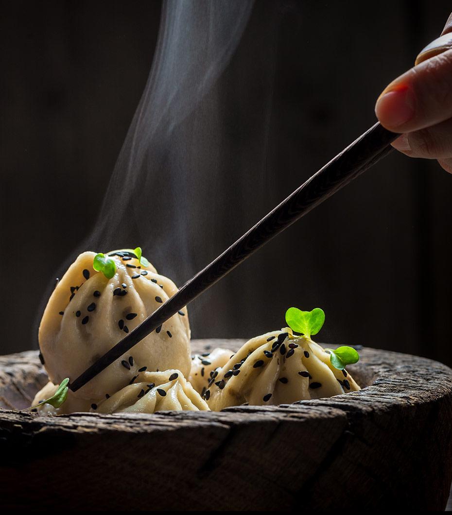 Enjoy The Sushi Heaven