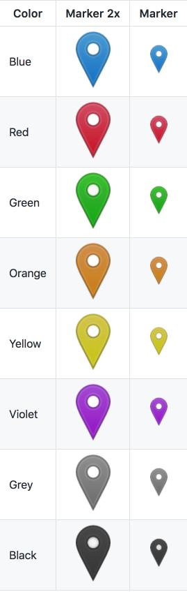 Open Street Map – Gantry5 Particles WordPress